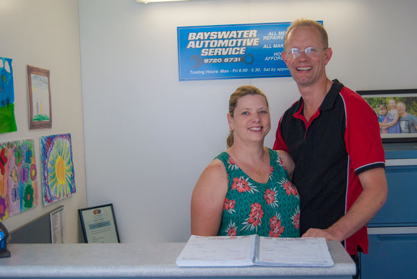 Bayswater Automotive Service Owners